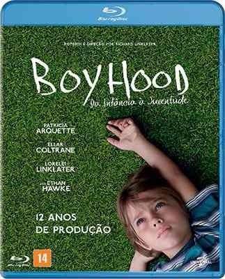bluray do filme boyhood - da infância a juventude (