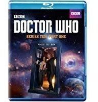 bluray doctor who: series 10, part 1 envío gratis