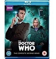 bluray doctor who - series 2 envío gratis