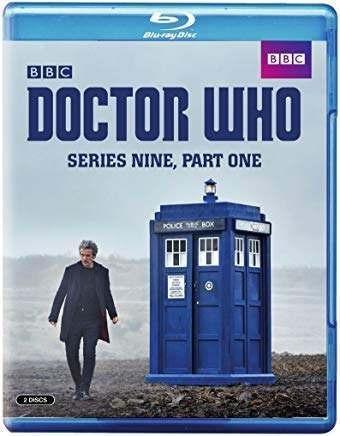 bluray doctor who: series 9 part 1 blu-ray envío gratis