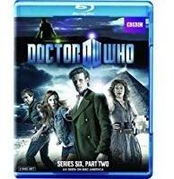 bluray doctor who: the sixth series - part 2 envío gratis