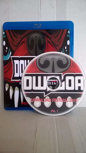 bluray download festival  2016 vol. 1