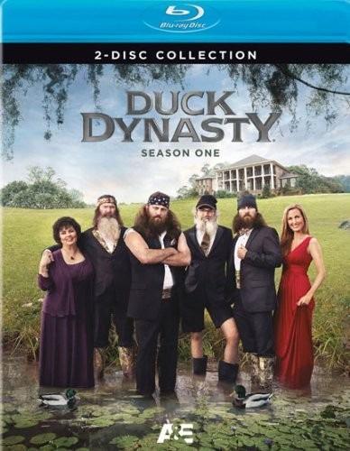 bluray duck dynasty temporada 1 [importado]