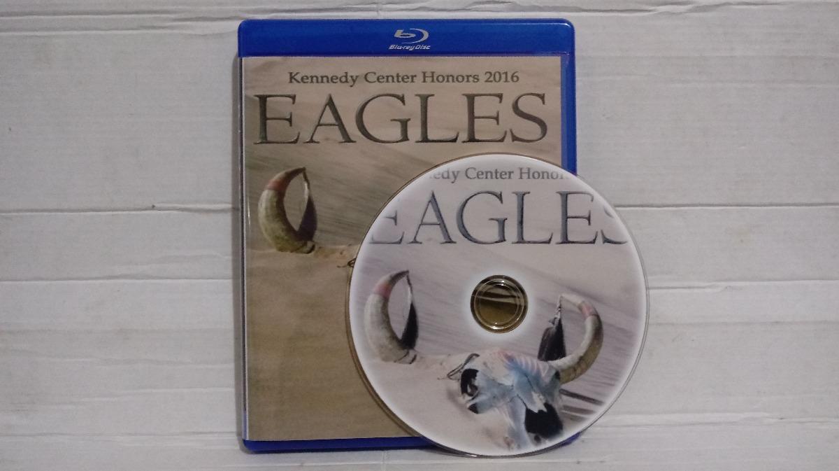 Bluray Eagles Kennedy Center Honors Carregando Zoom