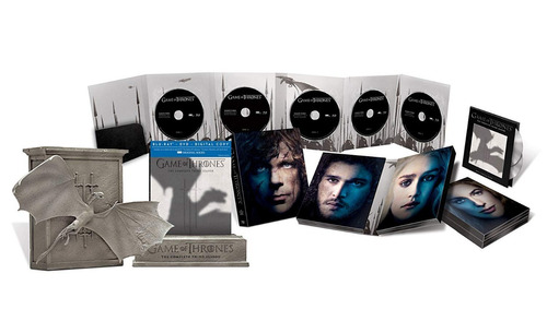 bluray game of thrones temporada 3 tronos colección nuevo