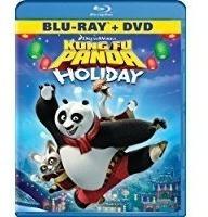 bluray kung fu panda holiday envío gratis