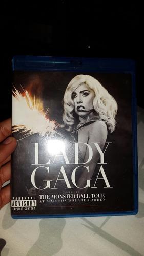 bluray lady gaga the monster ball tour original usa