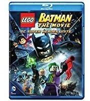 bluray lego batman the movie: dc superheroes u  envío gratis
