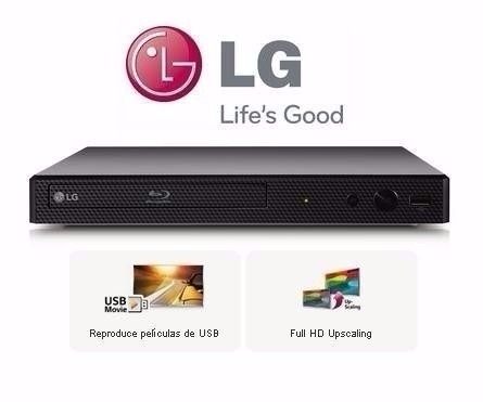 bluray lg dvd bp350 cable hdmi incluido nuevos wifi