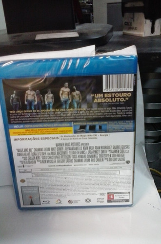 bluray magic mike xxl