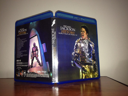 bluray michael jackson history tour live munich '97