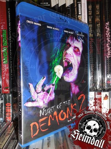 bluray night of the demons 2 subt español region libre gore