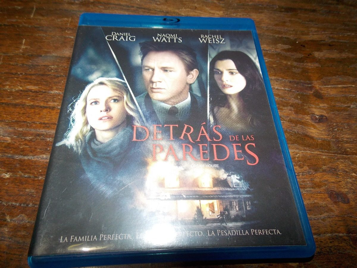 Bluray Original Detras De Las Paredes Craig Watts Weisz 429 00