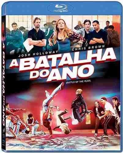 bluray original do filme a batalha do ano 3d (chris brown)