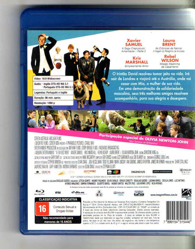 bluray original do filme depois dos 30