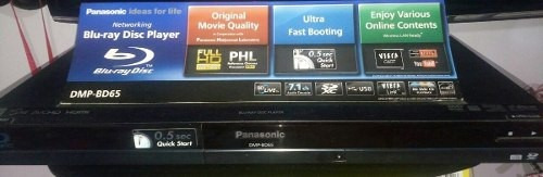 bluray panasonic dmp-bd65