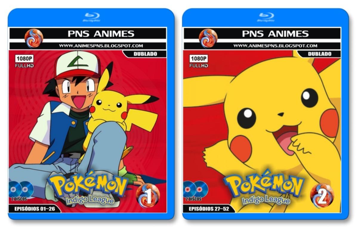 bluray pokemon 1ª temporada full hd 1080p r 64 90 em mercado livre