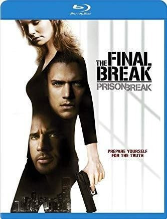 bluray prison break: the final break envío gratis