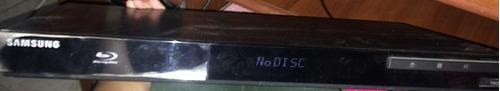 bluray samsung bd-d5300  (con detalle control remoto)