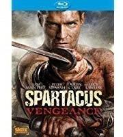 bluray spartacus: vengeance: season 2 envío gratis