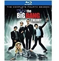 bluray the big bang theory: season 4 envío gratis