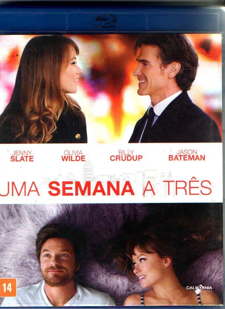 Bluray - Uma Semana A Três - Jason Bateman - Original - R$ 14,50 ...