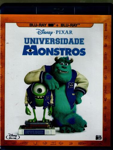 bluray universidade monstros /orig /dublado /perf estado
