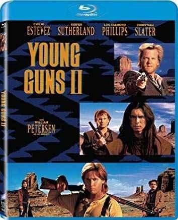 bluray young guns ii envío gratis