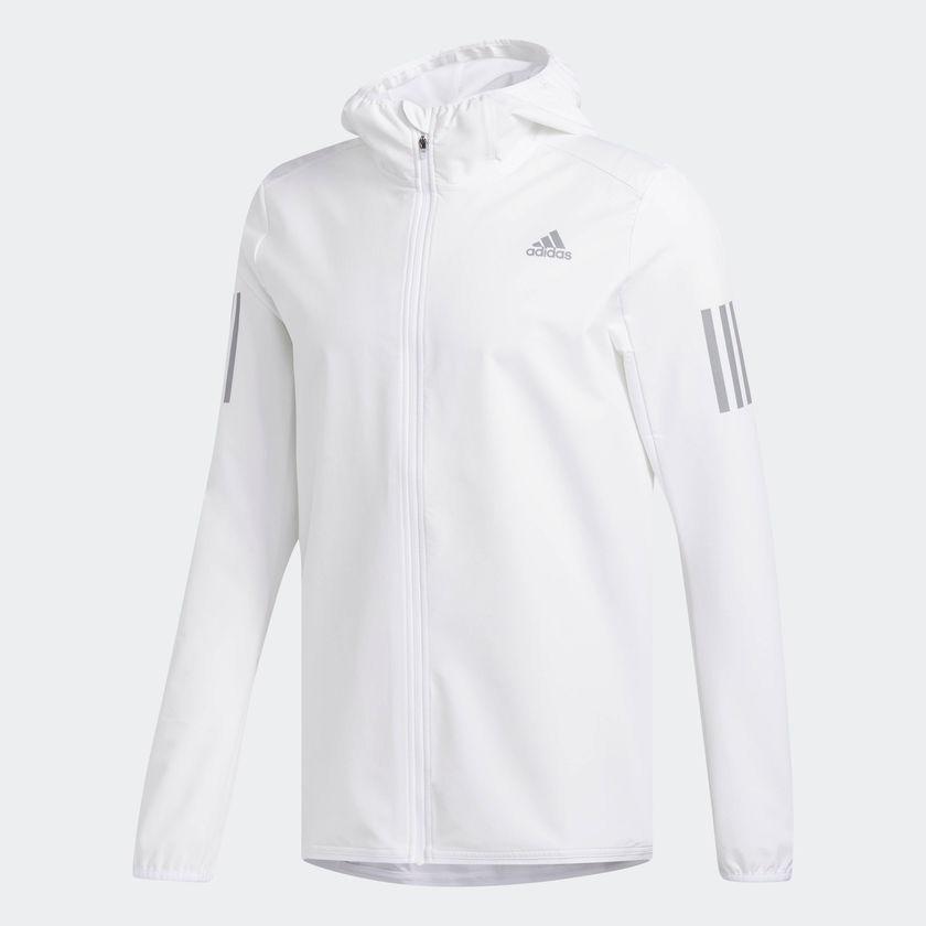 51538b18f43 blusa adidas response shell branca. Carregando zoom.