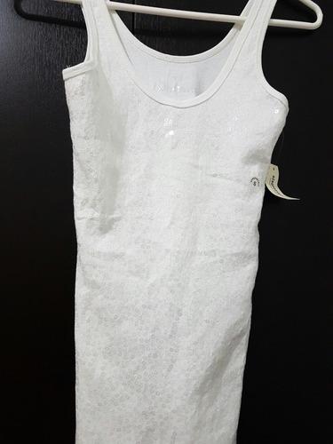 blusa aeropostal con chaquiras talla s nueva/original