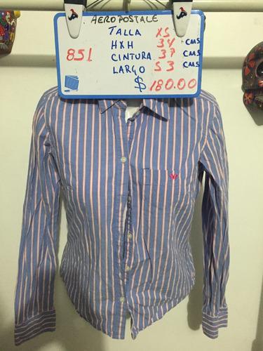 blusa aeropostale t- xs id 851 d promo 3x2 ó 2x1½