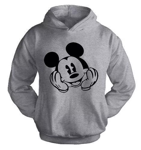 b039c4b94 Blusa Agasalho De Frio Moletom Canguru Do Mickey - R  76