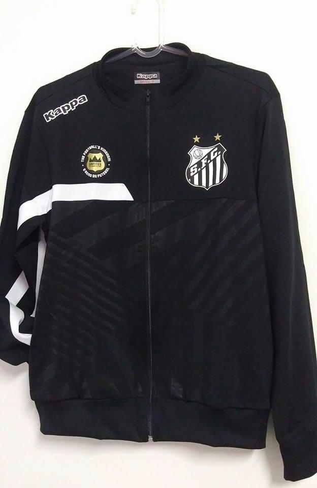 c01b84c187c20 blusa agasalho santos jaqueta kappa force oficial 2016 2017. Carregando  zoom.