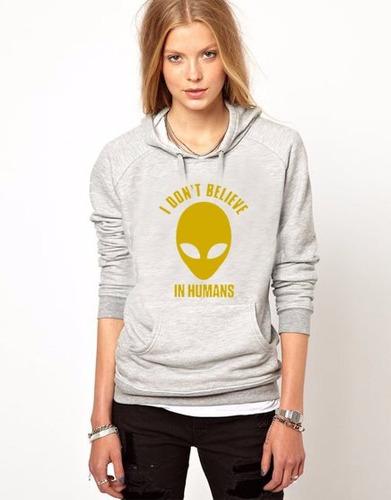 blusa alienígenas aliens et casaco moletom canguru a melhor