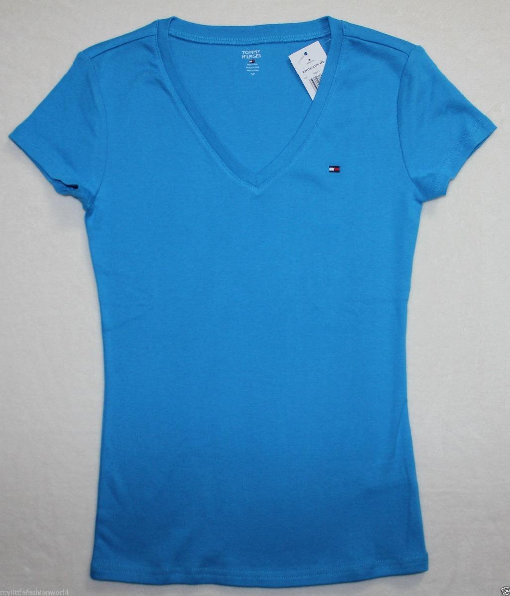 48befaeb3d blusa básica tommy hilfiger tamanho ggg xxl feminina nova. Carregando zoom.