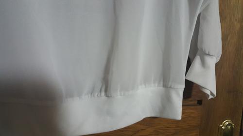 blusa blanca lolita