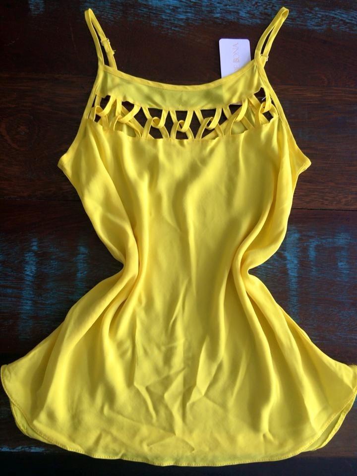 80cb073a65 blusa blusinha feminina alça tecido viscose decote trançado. Carregando zoom .