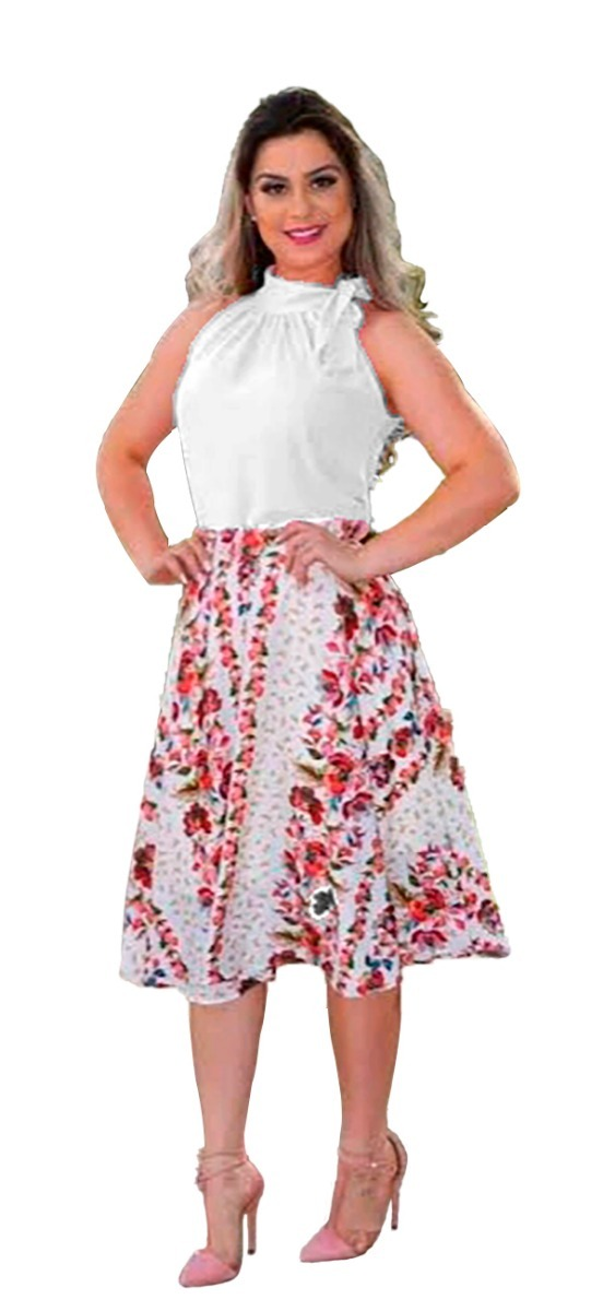 55c6d59abbc90 blusa blusinha social feminina plus size laço gola alta 2019. Carregando  zoom.