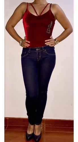 blusa body terciopelo licrado slim moda mujer envio gratis