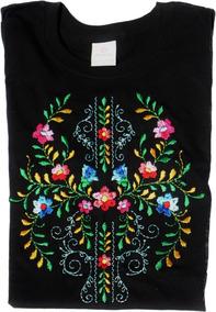 b591d737ec Blusas Mexicanas Con Lentejuelas en Mercado Libre México