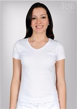 57e5664343 Blusa Branca Vários Modelos - R  19