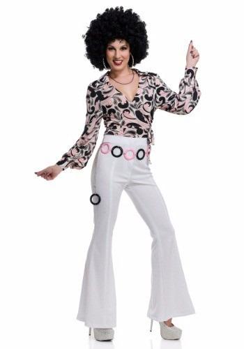 blusa camisa disco retro 70's 60's para damas envio gratis