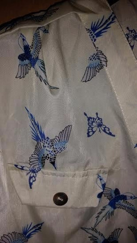 blusa camisa estampada bellísima y original