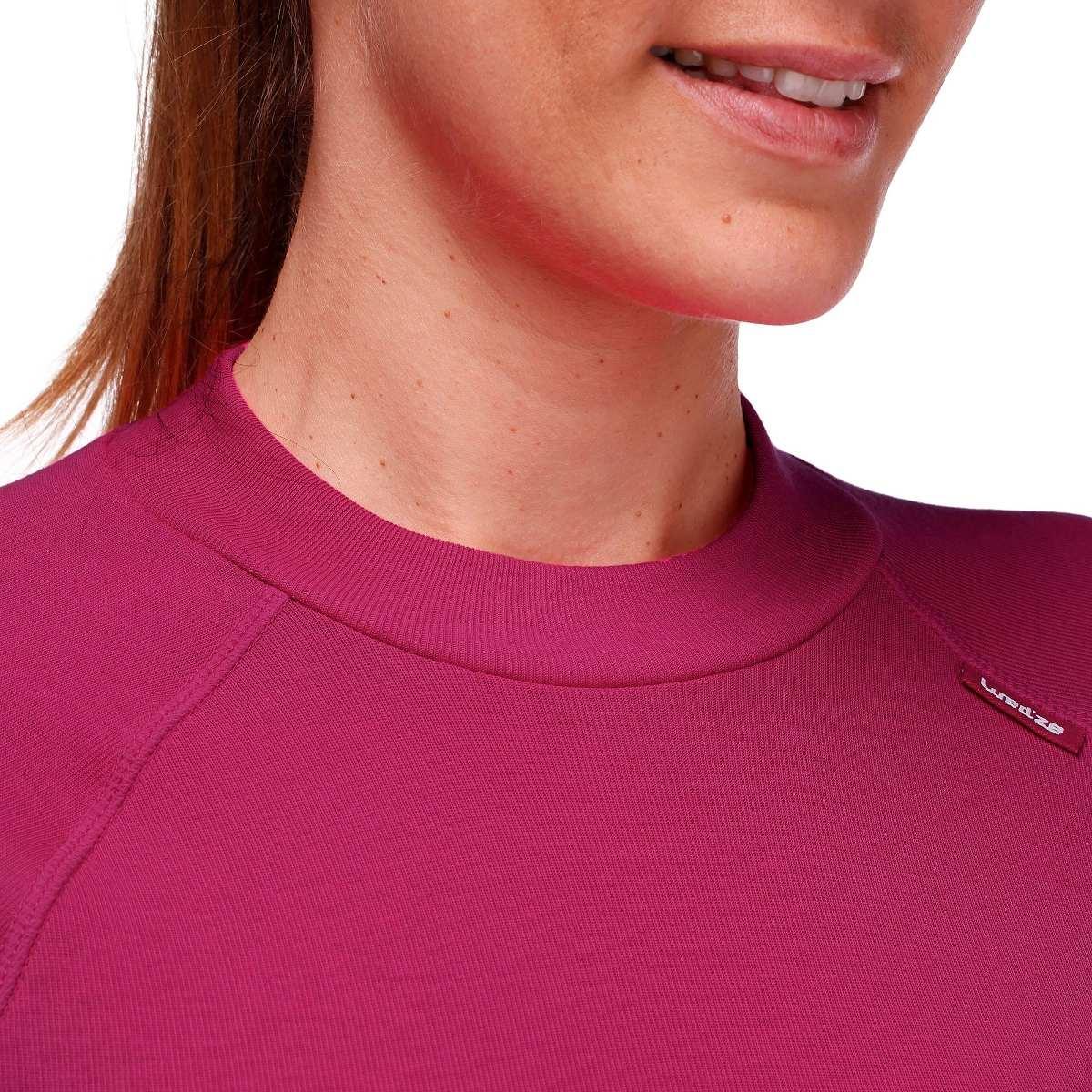 a3ab14b1d6 blusa camisa feminina isolamento térmico corrida caminhada. Carregando zoom.