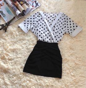 78e5ef2db8 Camisa Bolinha Feminina - Calçados