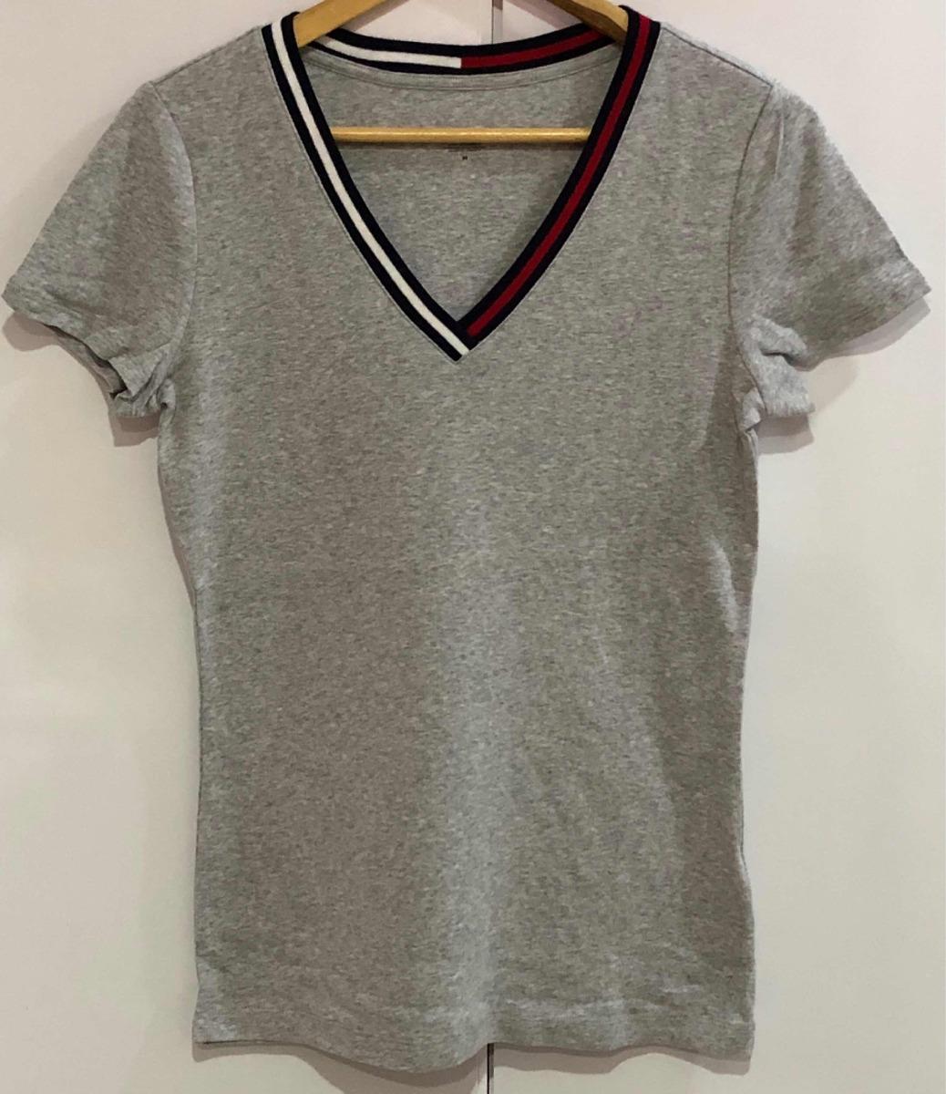 615d6372db89 Blusa Camisa Feminina Tommy Hilfiger Coleçao Nova Original