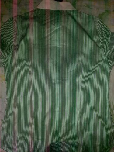 blusa camisa navidad cortefiel made in españa t:44,