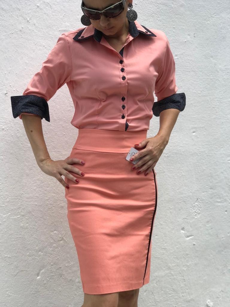 74c53350f blusa camisa social longa feminina roupas evangelicas 2019. Carregando zoom.