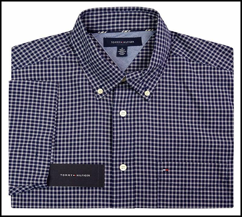 blusa camisa tommy hilfiger social masculina xgg original. Carregando zoom. 96651fc2b9e2f