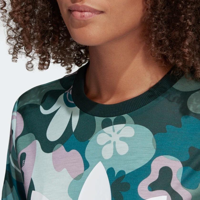 4a049a86d4d blusa camiseta adidas trefoil tee - original dv2672. Carregando zoom.
